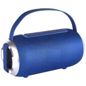 EYUVAA Portable Wireless Bluetooth Speakers Big Magicbox Stereo Loud Speaker for Indoor Outdoor (10W, TWS)-Blue