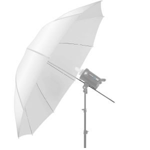 Eyuvaa 33inch Professional Photography Photo Video Studio Lighting Flash Translucent White Soft Umbrella (1 Set)